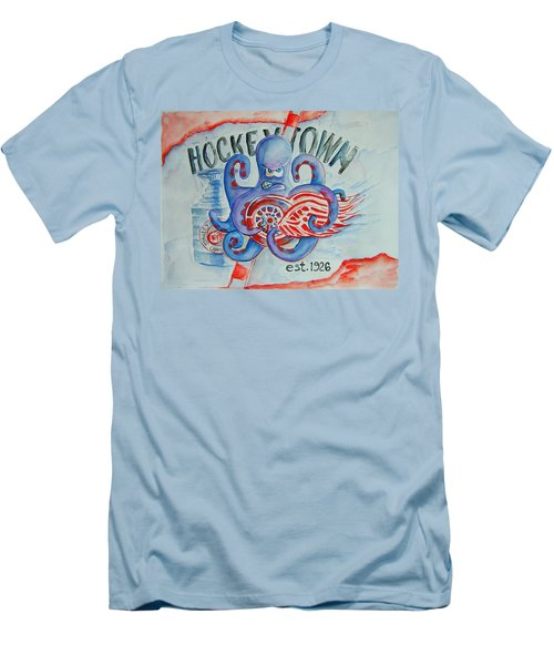 Hockeytown Men's T-Shirt (Athletic Fit)