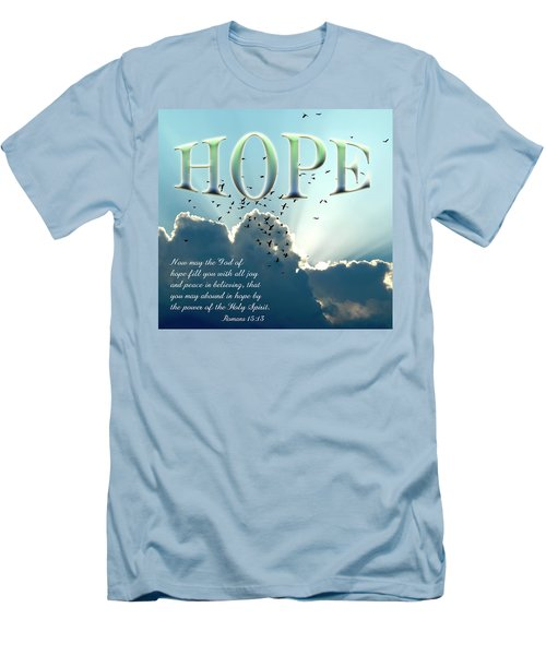 Hope Men's T-Shirt (Athletic Fit)