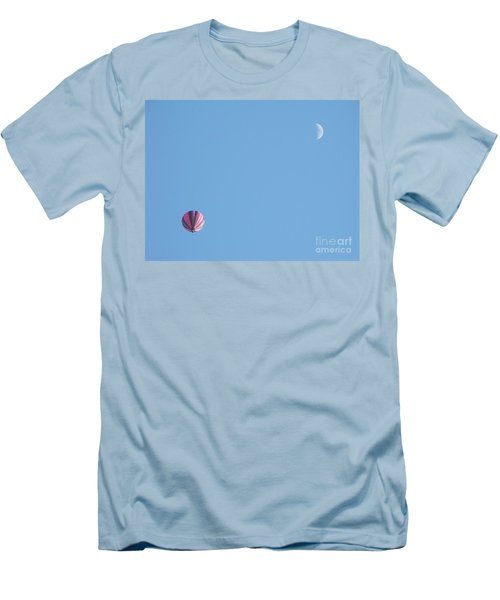 Hot Moon Men's T-Shirt (Athletic Fit)