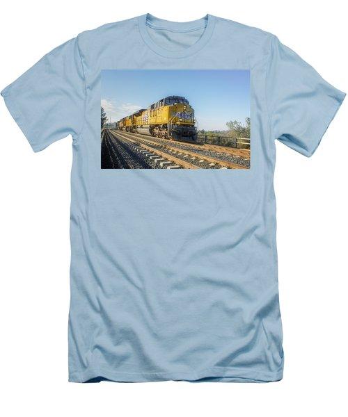 Hp 8717 Men's T-Shirt (Athletic Fit)
