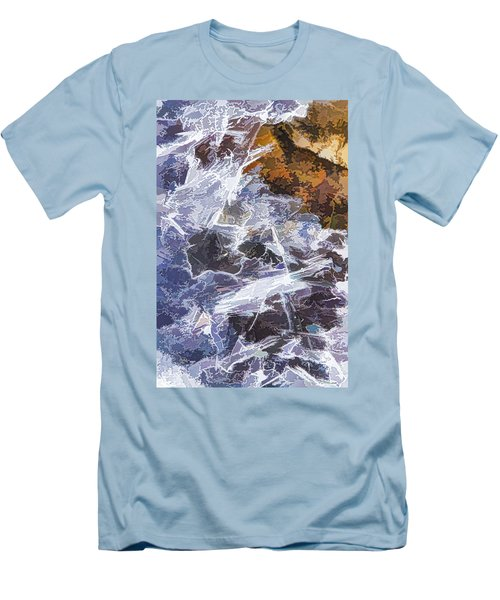 Ice Water Men's T-Shirt (Athletic Fit)
