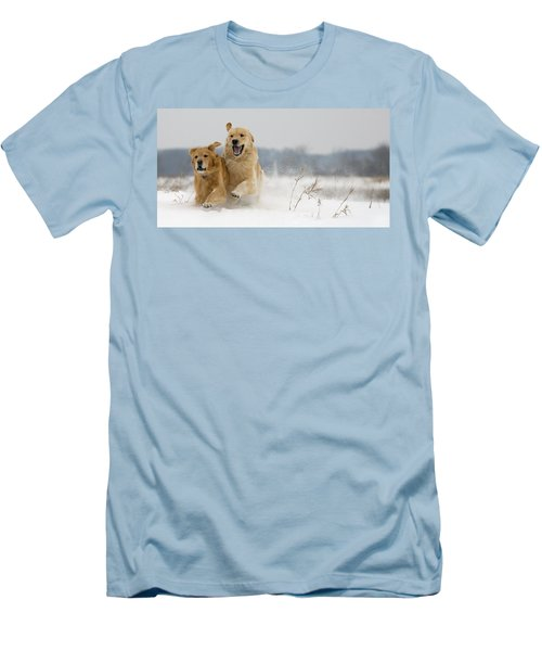 In Their Element Men's T-Shirt (Athletic Fit)