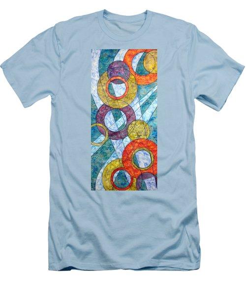 Infinite Loop Men's T-Shirt (Athletic Fit)