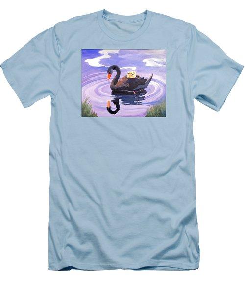 It's About Love Not Color Men's T-Shirt (Athletic Fit)