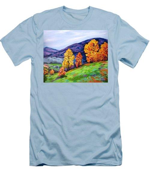 Kentucky Hillside Men's T-Shirt (Slim Fit)