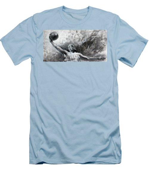 King James Lebron Men's T-Shirt (Athletic Fit)
