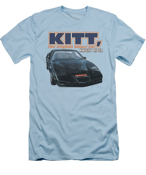 Knight Rider - Original Smart Car Men's T-Shirt (Athletic Fit)
