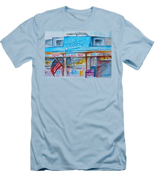 Kohrs Frozen Custard Men's T-Shirt (Athletic Fit)