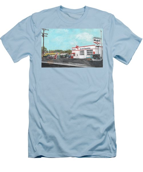 Koki's Garage Men's T-Shirt (Athletic Fit)