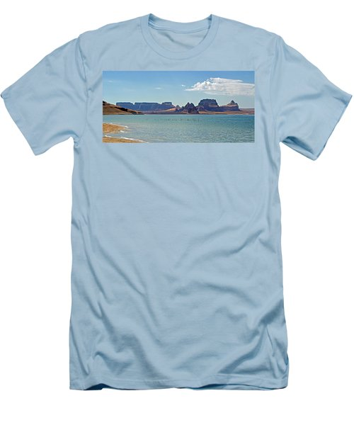 Lake Powell Men's T-Shirt (Athletic Fit)