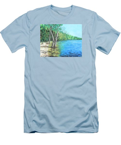 Lakeland 2 Men's T-Shirt (Athletic Fit)