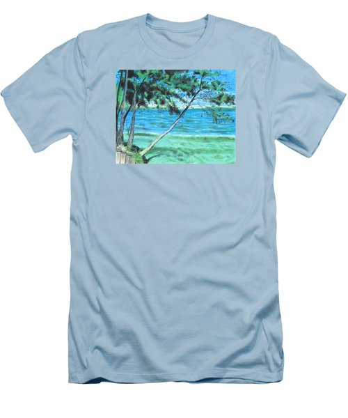 Lakeland 3 Men's T-Shirt (Athletic Fit)