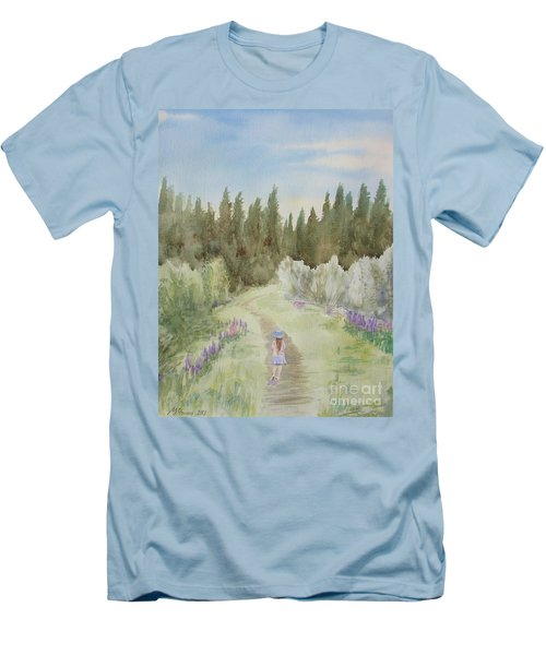 Leading The Way Men's T-Shirt (Athletic Fit)