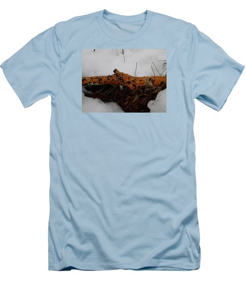 Lichen N'snow Men's T-Shirt (Athletic Fit)