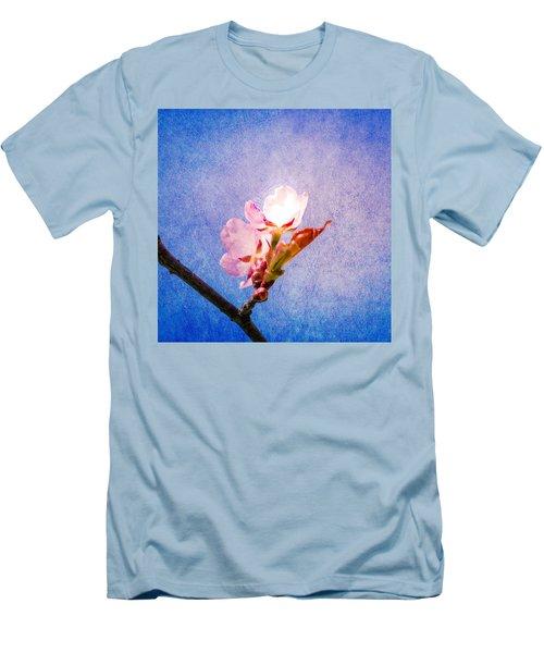 Light Of Life Men's T-Shirt (Athletic Fit)
