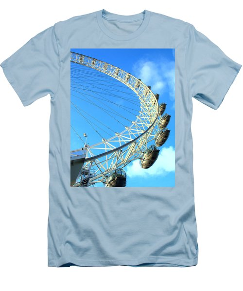 London Eye Men's T-Shirt (Athletic Fit)
