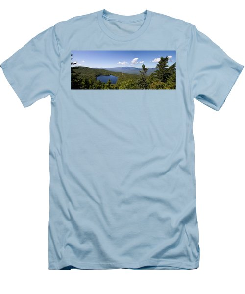 Loon Mountain Men's T-Shirt (Slim Fit)