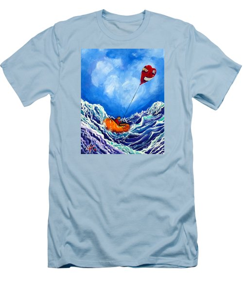 Love's Castaway Men's T-Shirt (Athletic Fit)