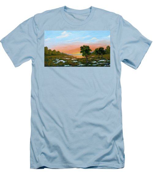 Lowcountry Sunrise Men's T-Shirt (Athletic Fit)