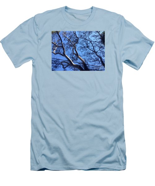 Men's T-Shirt (Slim Fit) featuring the photograph Magnificence by Nora Boghossian
