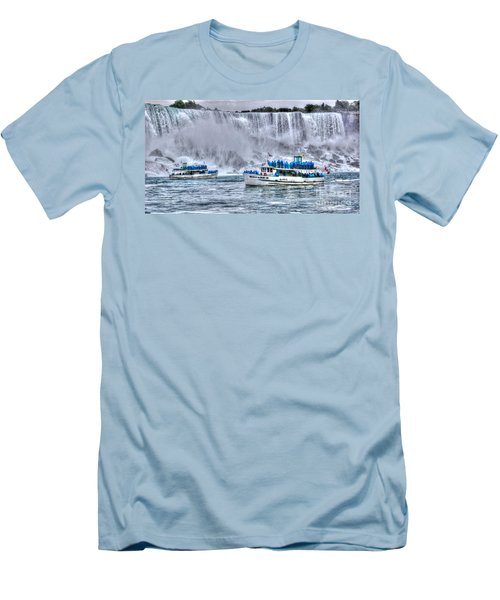 Maid Of The Mist Men's T-Shirt (Athletic Fit)