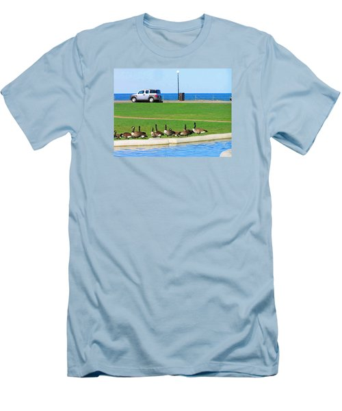 Martha Vineyard Men's T-Shirt (Athletic Fit)