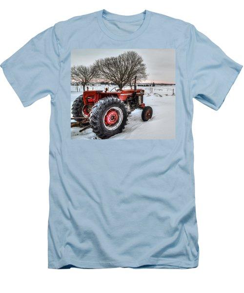 Massey Ferguson 165 Men's T-Shirt (Athletic Fit)