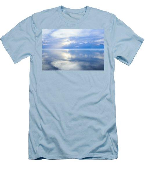 Merging Horizons Men's T-Shirt (Athletic Fit)