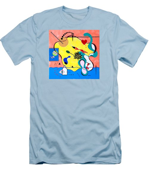 Miro Miro On The Wall Men's T-Shirt (Athletic Fit)