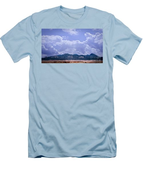 Montezuma County Landmark Men's T-Shirt (Athletic Fit)