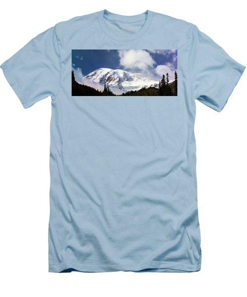 Mt Rainier II Men's T-Shirt (Athletic Fit)