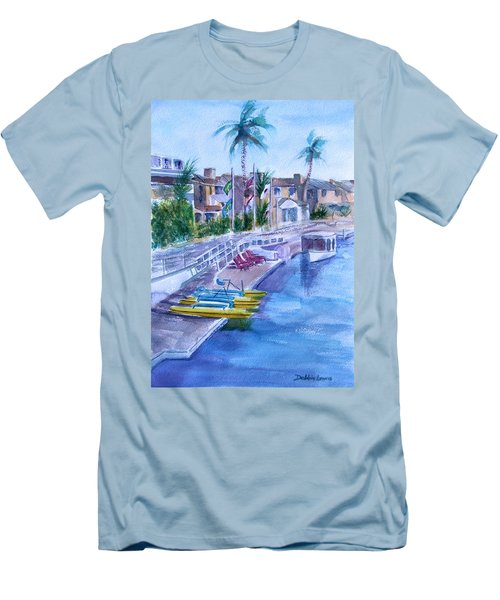 Naples Fun Men's T-Shirt (Athletic Fit)