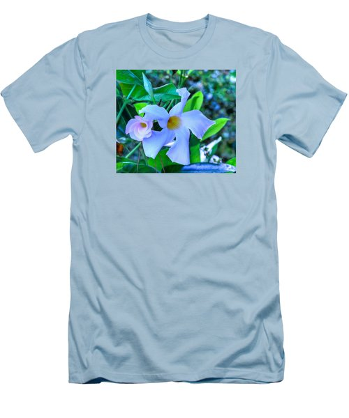 Flower 14 Men's T-Shirt (Athletic Fit)