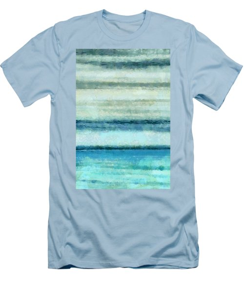 Ocean 4 Men's T-Shirt (Slim Fit) by Angelina Vick