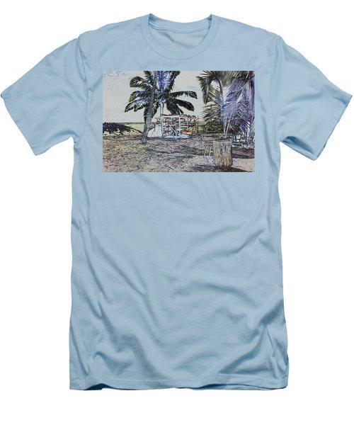 Ocean Kayacks Men's T-Shirt (Athletic Fit)