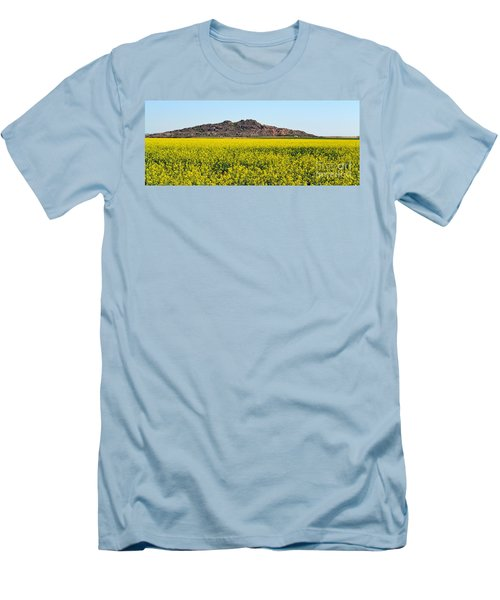 Oklahoma Gold Men's T-Shirt (Athletic Fit)