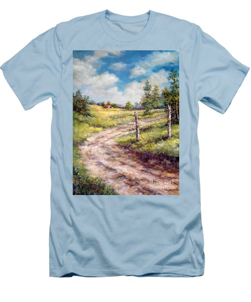 Old Home Place Men's T-Shirt (Athletic Fit)