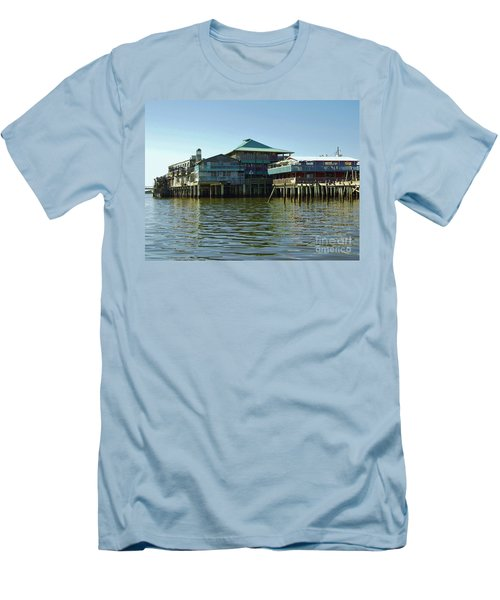 On The Gulf Men's T-Shirt (Athletic Fit)