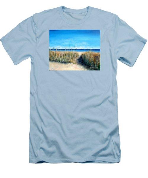 Open Invitation Men's T-Shirt (Athletic Fit)