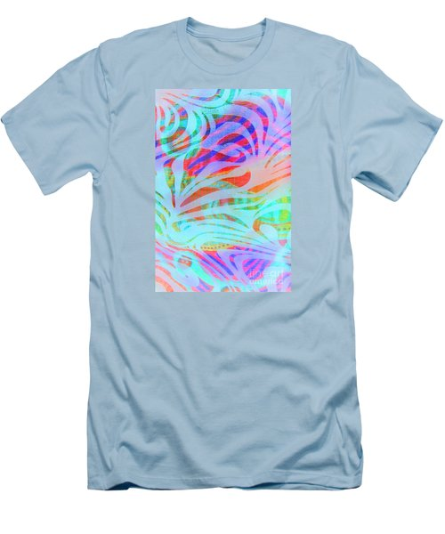 Men's T-Shirt (Slim Fit) featuring the photograph Pacific Daydream by Nareeta Martin