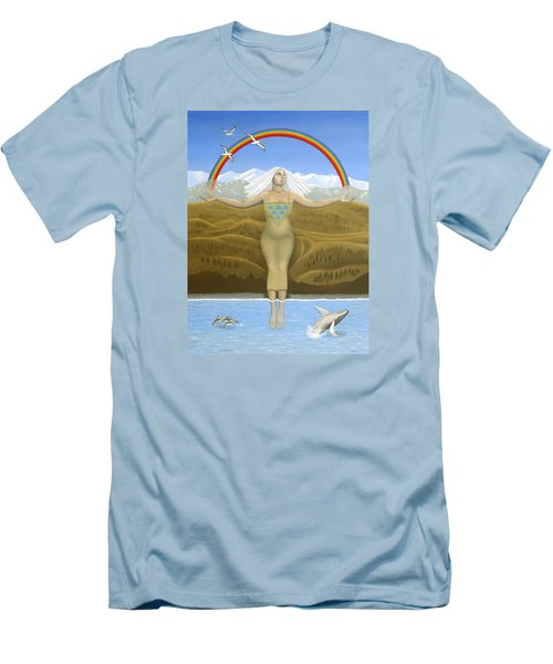 Papatuanuku / Capricorn Men's T-Shirt (Athletic Fit)