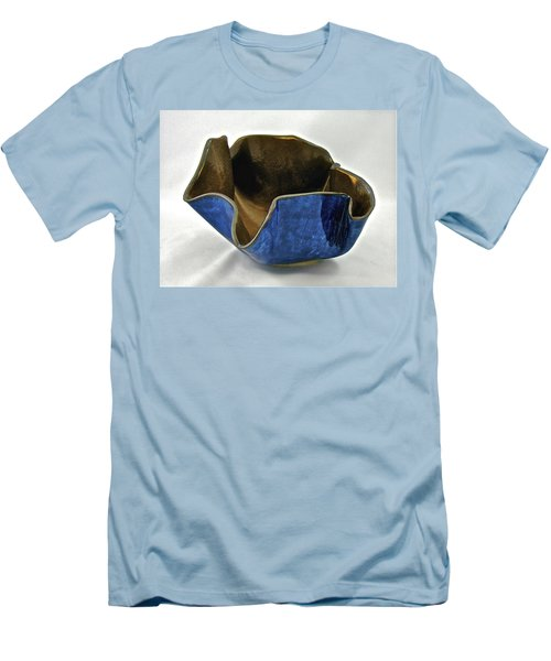 Paper-thin Bowl  09-005 Men's T-Shirt (Athletic Fit)