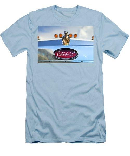 Peterbilt 2 Men's T-Shirt (Slim Fit) by Theresa Tahara