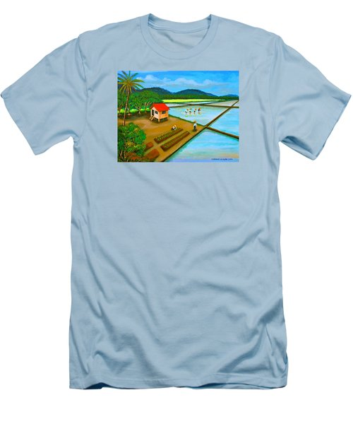 Planting Season Men's T-Shirt (Athletic Fit)