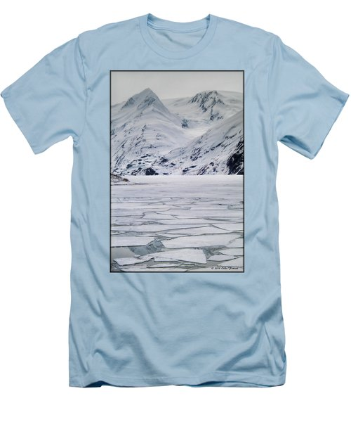 Portage Lake Men's T-Shirt (Athletic Fit)