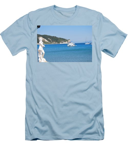 Poseidon 3 Men's T-Shirt (Athletic Fit)