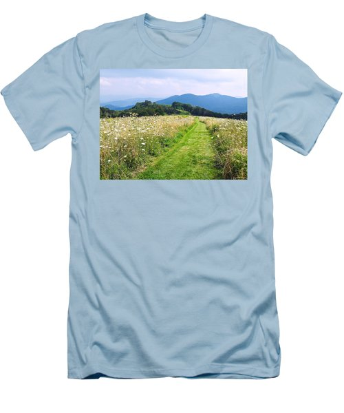 Purchase Knob Men's T-Shirt (Slim Fit) by Melinda Fawver