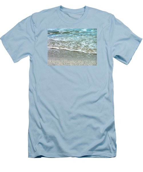 Rain Sea  Men's T-Shirt (Athletic Fit)