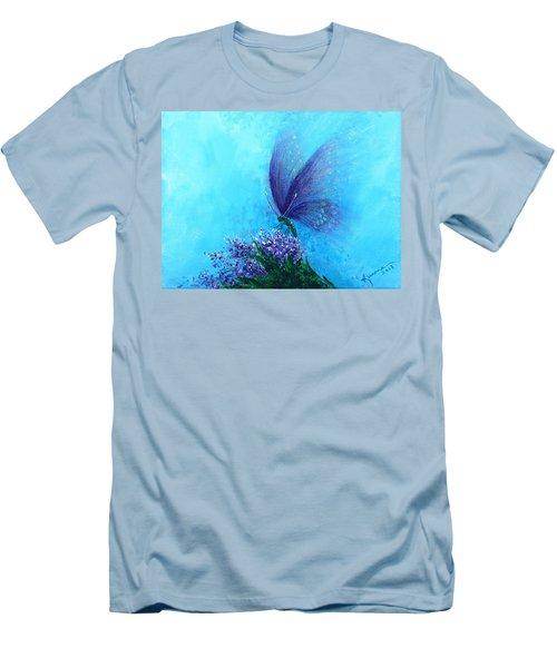 Raised In Glory 2 Men's T-Shirt (Slim Fit) by Kume Bryant