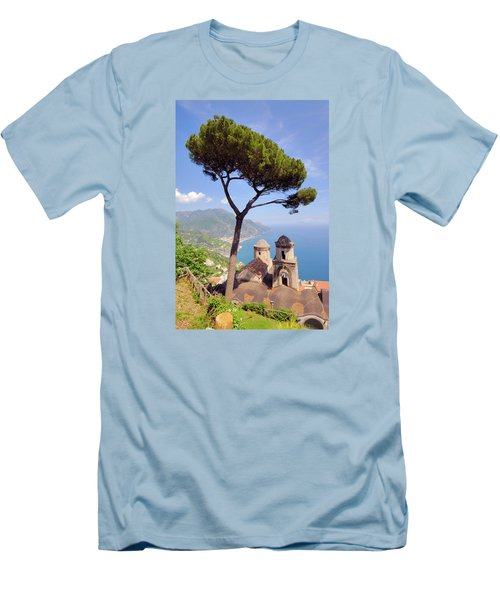 Ravello Pine Men's T-Shirt (Athletic Fit)
